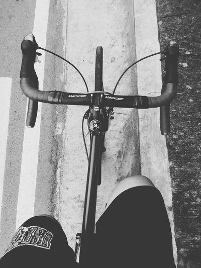 Roadbike Roadbikelife Roadtrip Cycling Bike Red Monochrome Photography Monochrome Blackandwhite Fun Happiness That's Me Philippines Hello World