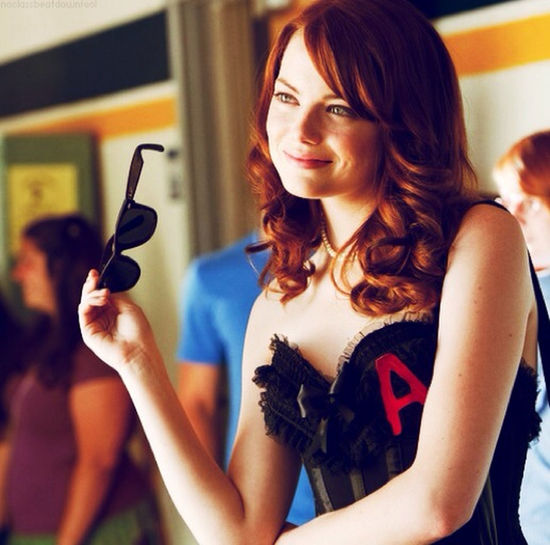 In love with EmmaStone❤