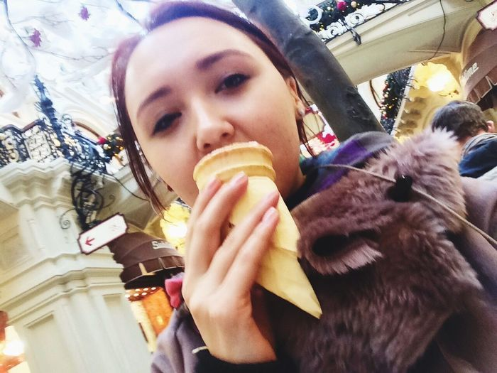 мороженое Gum Love It Me :)  Msk самое вкусное ?