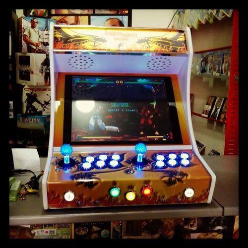 New My Weecade Arcade <3