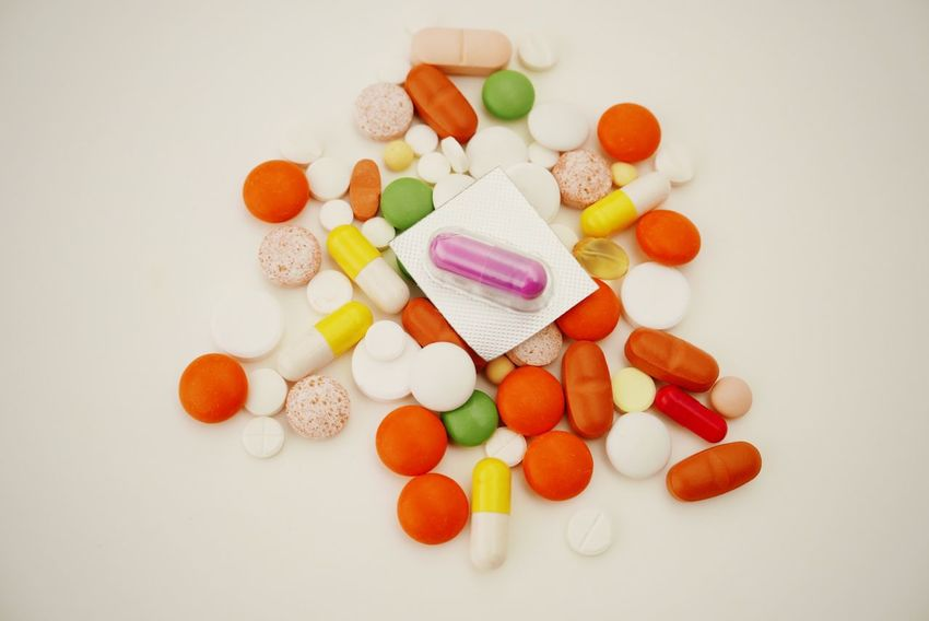 Pills and tablets Medicine Pills Tablets