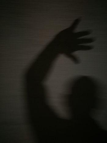 Human Hand Halloween Evil Shadow Spooky Silhouette Horror Ink Fear Mystery