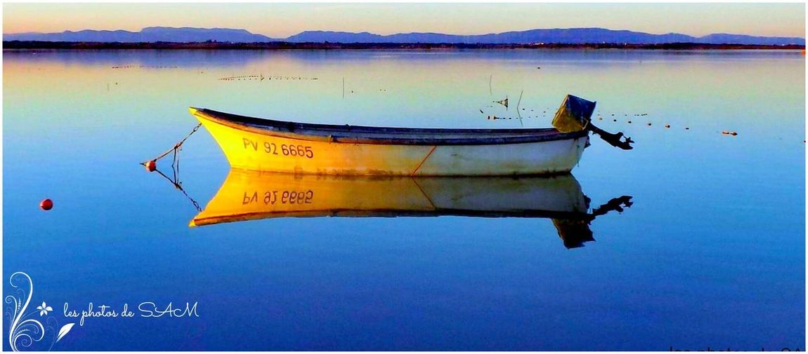 Canet-en-Roussillon étang Canetplage Water Lake Environment No People Nautical Vessel Close-up Outdoors Day Beauty In Nature Pyrenees Orientales Languedoc-Roussillon