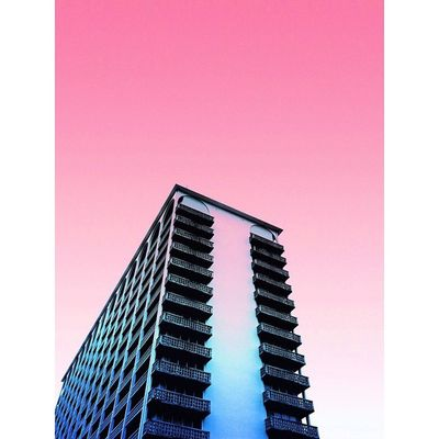 We rise and fall always reaching for something more. Try Strength Power Architecturelovers Candyminimal Gradient Lookup Building Austin Igaustintexas Igofhouston  Igaustin Happy Pink Blue Minimal Minimalism Minimalistic Mindtheminimal