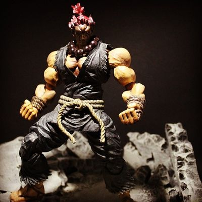 """""""One must defeat one's own shadow, ones own demon, or he is condemned to nothingness. I have dwelled in darkness and have conquered it."""" - Akuma"""
