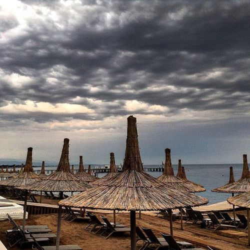 Turkey Antalya Travel Sea Sky