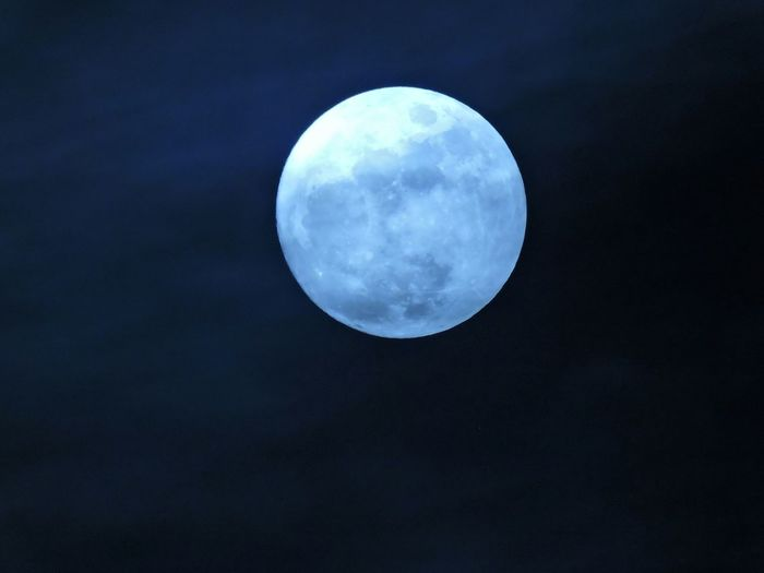 Moon Luna EyeEmBestPics EyeEm Best Shots Cobalt Blue By Motorola