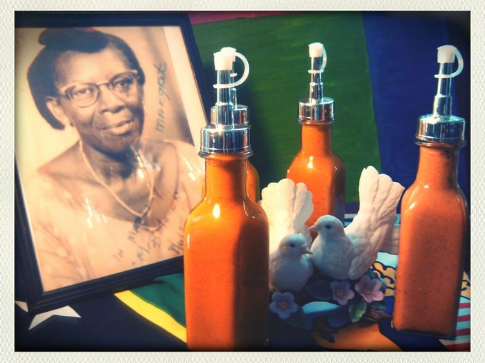MaMa's Pepper Saucé Baby G's Luvnabottle<3