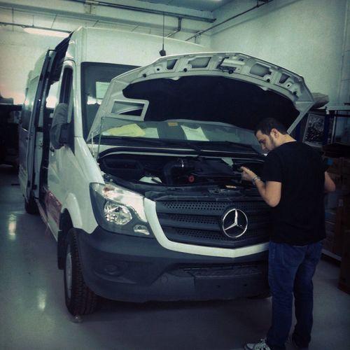 Argenotomotiv Is GUC Mercedes Benz #sprinter