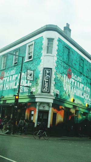 Camden BAR FLY Camden Town Pubs