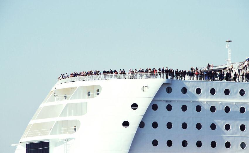 Blue Boat Bye