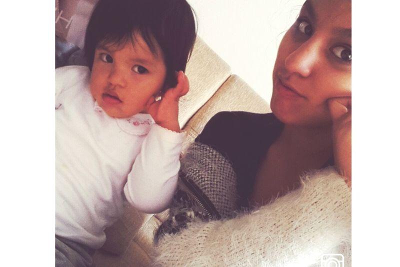 Irene Taking Photos Same  Baby Cousins ❤ Loveu Enjoying Life Muak Ereslamasdinda😍