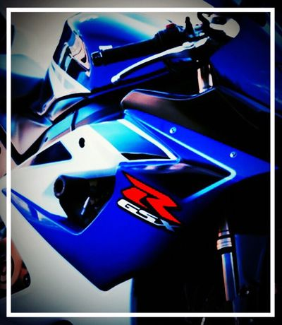 Suzuki Gsxr K5. Blue Close-up Bike Enjoy Happiness From My Perspective Love Outdoors Enjoying Life Suzuki GSXR1000 No People Motorcycle Motorcycles My Life Biker Followme MC From My Point Of View Motorcycle Photography Multi Colored EyeEm Selects Transportation Motorsport Having Fun