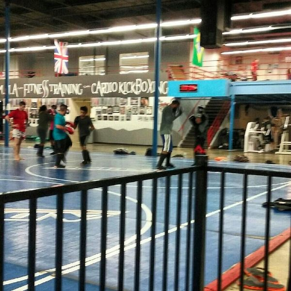 #mma Sparring Session Gymflow #getbig #fitness #working #out