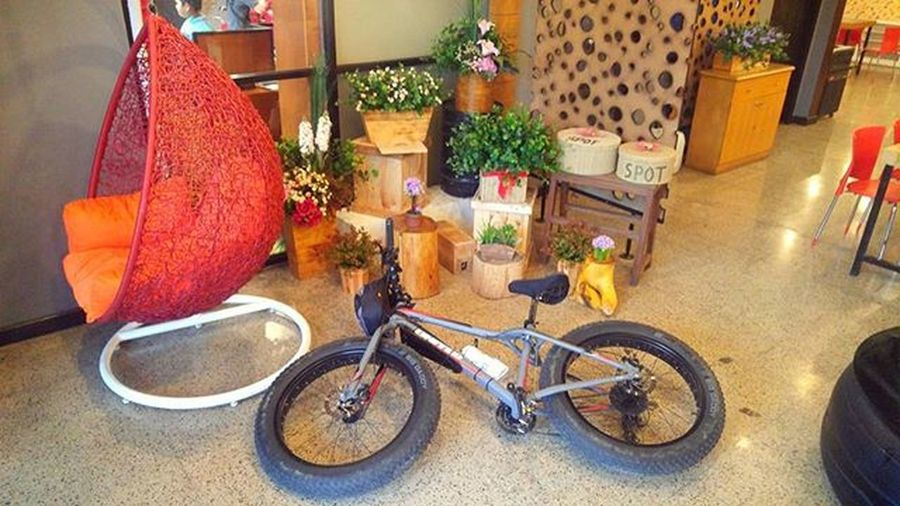 Flower Fitness Bike Bicycle Fatbike United Grind Polarbear Eibag Fatbikeworld Val  2016 LG  G4 LGG4 😚 Bandung 😚