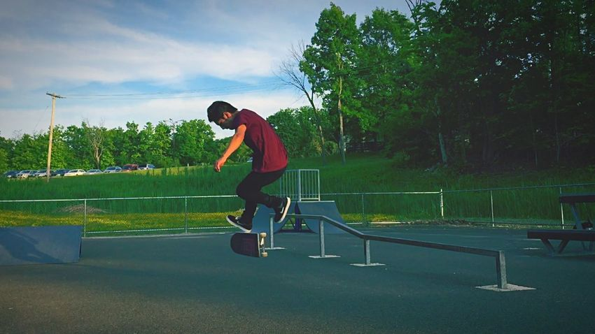 360flip Skateboarding Tricks Skatepark HNY'2015 That's Me Enjoying Life Taking Photos Iphonephotography skate MyLifeMyWorldMyEverything