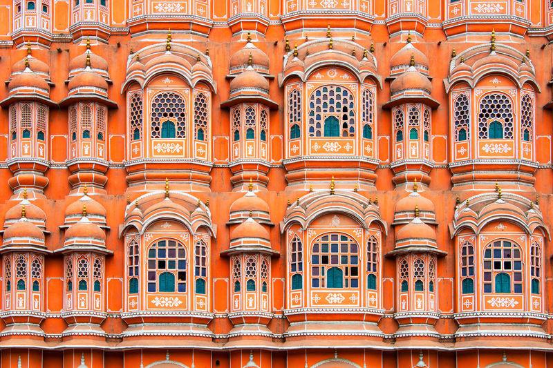 Full frame shot of historical building