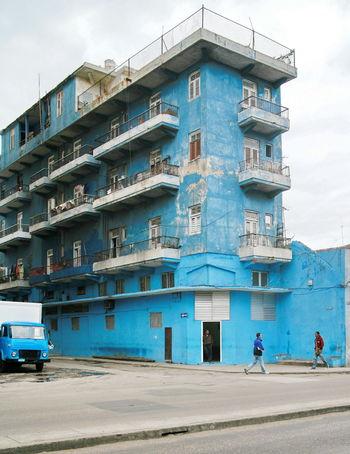 Havana Cuba Architecture Building Exterior Built Structure Cuba Day Havana Havanna, Cuba La Habana Outdoors Real People Road Sky