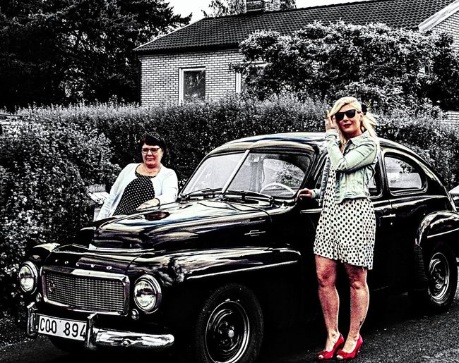 Volvo Pv Nostalgia 60-tal EyeEm Best Shots EyeEm Best Edits Need For Speed EyeEmBestPics Girl Power