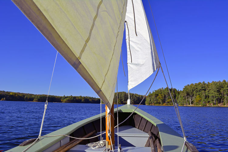 Sunday on the water. Boat Calm Connection Environmental Conservation Journey Maine Mast Nautical Vessel Outdoor Outdoor Photography Outdoors Peaceful Rope Sailboat Sailing Sea Structure Tranquility Transportation Travel Water