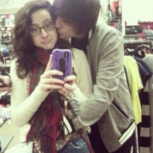 Shopping with the girlfriend. <3
