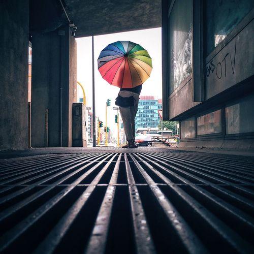 Waiting for the rainbow. AMPt - Street The Traveler - 2015 EyeEm Awards NEM VSCO Submissions Travel Photography NEM Submissions NEM Street NEM GoodKarma The Moment - 2015 EyeEm Awards The Street Photographer - 2015 EyeEm Awards Adventure Buddies