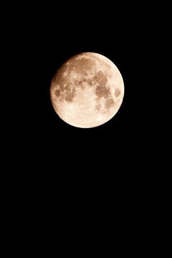 Moon Astronomy Night Moon Surface Beauty In Nature Sky Midnight