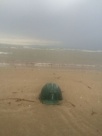 No People Tranquil Scene Sand Beach