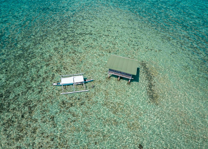 Boat Day Eyeem Philippines Hut Nature No People Outdoors Water