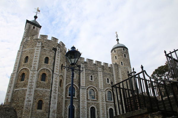 Arch Architecture Bell Tower Building Exterior Built Structure Cloud Cloud - Sky England, UK Façade Historic Building History Low Angle View Medieval National Landmark Old Town Sky The Past Tourist Attraction  Tower Tower Of London