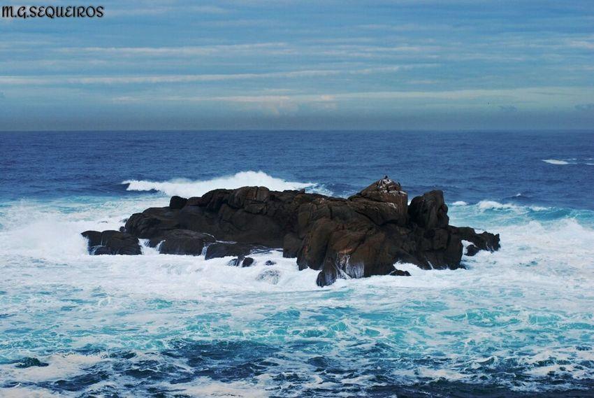 Mar bravo Coruña Galicia Calidade Sea And Sky Photography Eye4photography