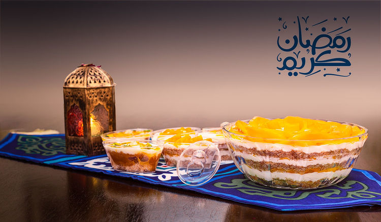 Konafa Baked Cake Dessert Drink Food Food And Drink Freshness Glass Indoors  Indulgence No People Plate Ready-to-eat Refreshment Snack Still Life Studio Shot Sweet Sweet Food Table Temptation Text Western Script