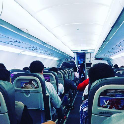 Airport Plane Aeroplane Traveling Public Transportation Volarismexico Volaris