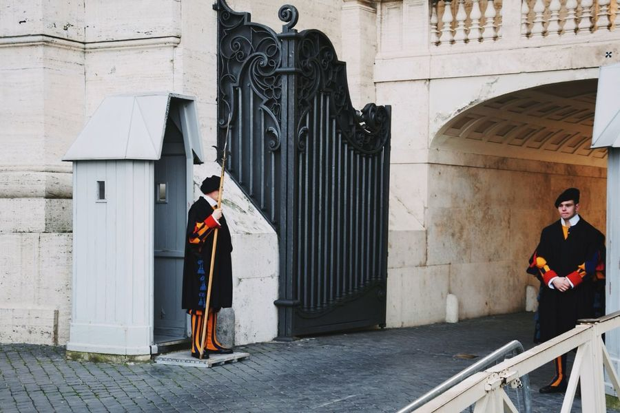 Swiss guardians Vatican Guardian Streetphotography The Street Photographer - 2014 EyeEm Awards
