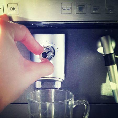 Hands On coffe Starbucks Work Pff