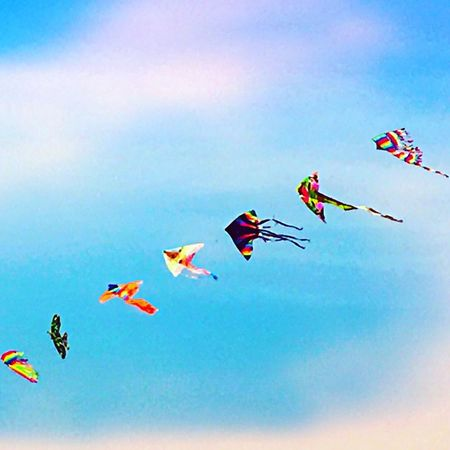 Drachenflug in Italien Multi Colored Flying Sky Cloud - Sky Hello World Perfect Moment Germany Photos Official EyeEm © The Week Of Eyeem From My Point Of View EyeEm Gallery Tadaa Community EyeEm Best Shots Exeptional Photographs