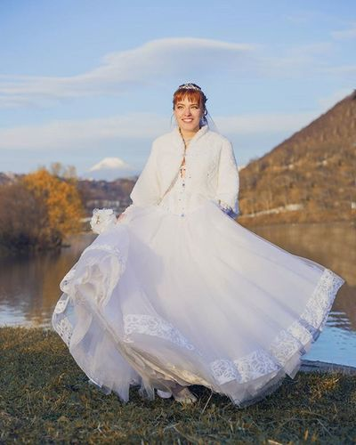 Рыженькая невеста камчатка свадьбанакамчатке веснушки Yanka_partisanka Wedding Kamchatka