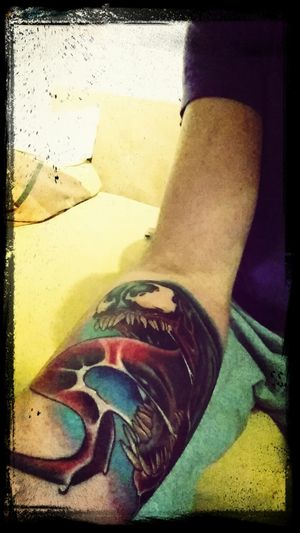 New Tatto My Tatto Just Tatto Marvel Heroes