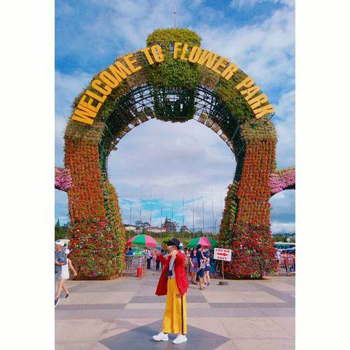 Đà Lạt Travel Destinations 4ngay3dem Viet Nam ❤️🔥❤️ Travel Photo Me Model Nguyenhungtien 2017