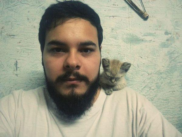 Vscocam Cat Beardlife Open Edits Portrait Self Portrait Relaxing
