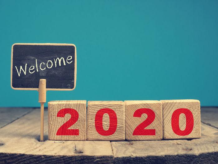 Wecome 2020 on