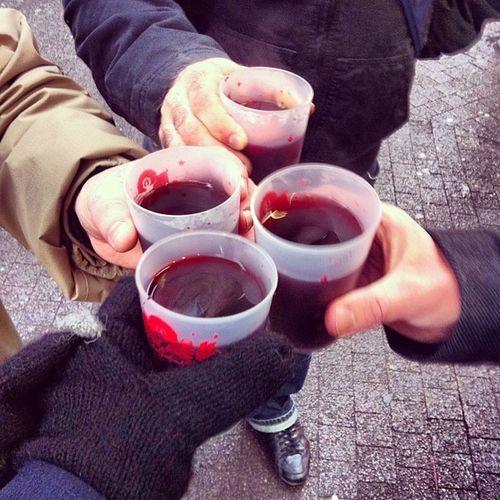 Vin chaud !
