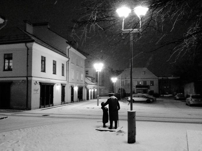 silencio Streetphoto_bw EE_Daily: Black And White Monochrome Blackandwhite EyeEm Best Shots B/w Daily B/w Diary EyeEm Best Shots - Black + White Architecture_bw Nightphotography