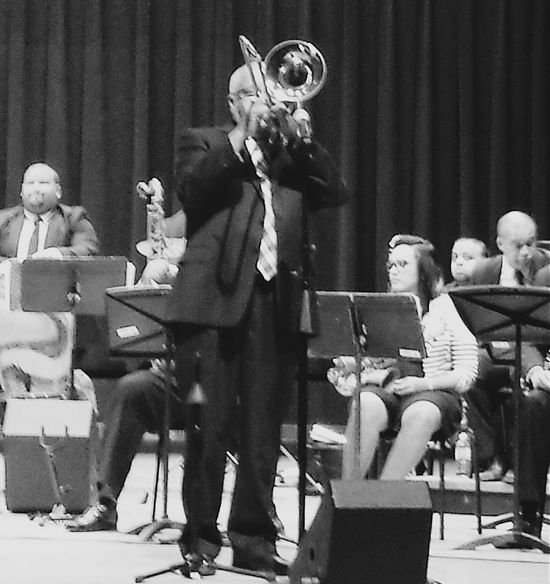 Shades Of Grey Learn & Shoot: Layering Musician Trombone Live Music Jazz Concert Open Edit Musician Hands At Work What I Value is music