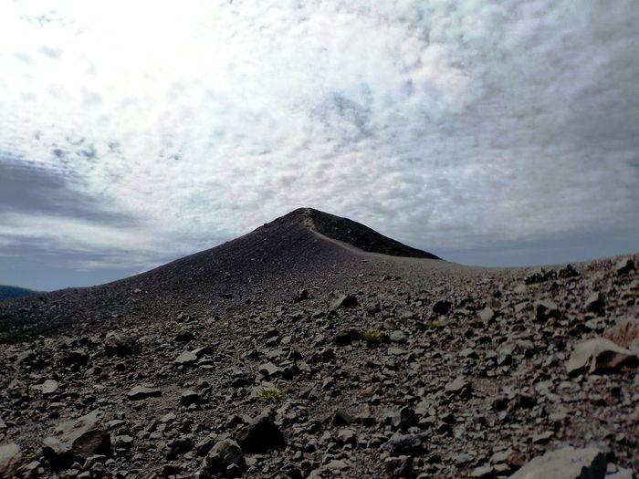 Volcanic Rock Volcanoes Volcano Sumatra  Sumatera Marapi