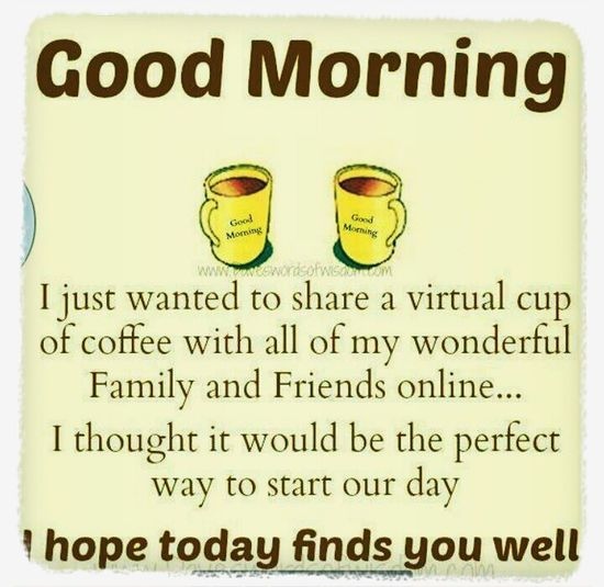 GoodMorningg ♥ goodma lovely day....treasure n cherish all tat u hv 2day♥♥