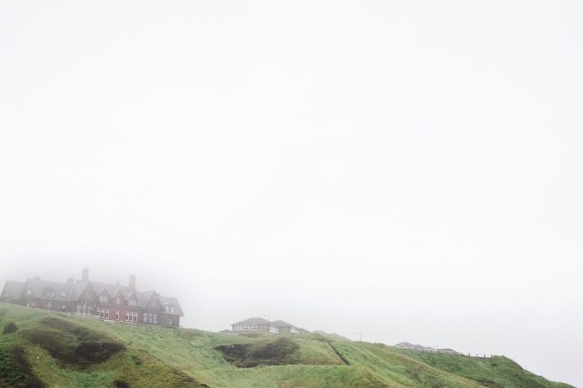 Original Experiences in the hills | Fog Foggy Taking Photos Outdoors Rain Rainy Days Green Nature_collection Nature Shootermag Weather Eye4photography  Building Sky Exploring Seaside Light Walking Around Hill Relaxing Escaping