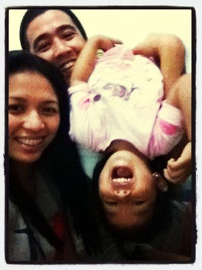Family bonding!
