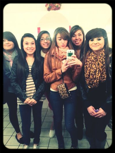my girls through tears and smiles we come out strong ♥