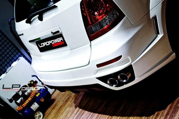 나만의 차를 완성하는 곳_로드파워디자인 LORDPOWER DESIGN Kia Kia Sorento Full Body Kit Aeroparts Rearbumper Tailgate Garnish Dual Muffler Tip